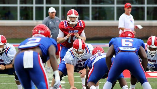 Louisiana Tech is halfway through fall camp as it prepares for the 2016 season.