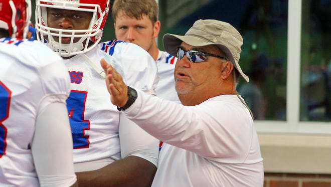 Louisiana Tech will hold its big scrimmage of fall camp Saturday at Joe Aillet Stadium.