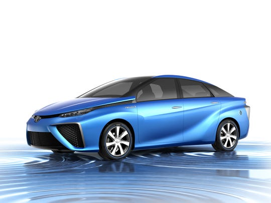 toyotafuelcellcar