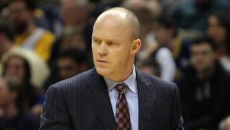 Scott Skiles has been named the coach of the Orlando Magic.