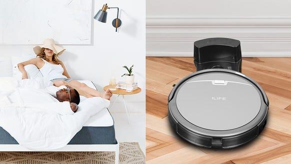 The best Amazon deals are on Casper mattresses, robot