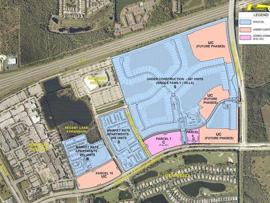 National developer buys 14 acres, plans apartments near