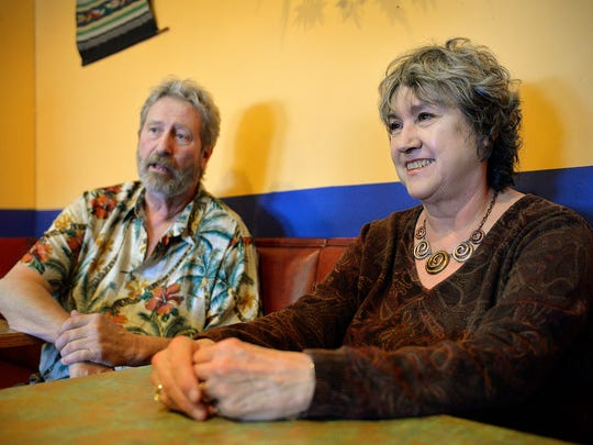 Bravo Burritos Mexicatessen & Bar co-owners Helen and Bill Ellenbecker talk March 31 about how a love for the Mexican food of the San Francisco Mission District led to the creation of their restaurant and bar in St. Cloud 30 years ago.