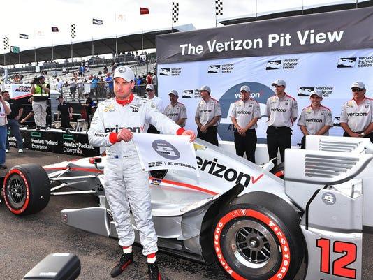 IndyCar: Grand Prix of St. Petersburg-Qualifying
