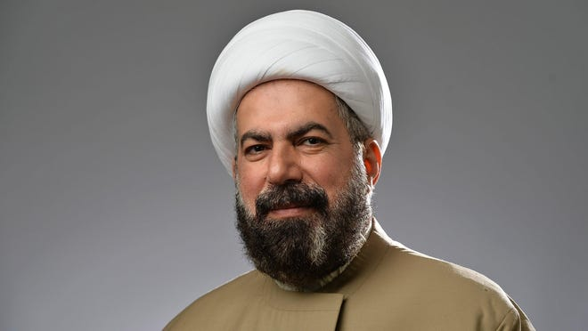 Sheikh Mazin Alsahlani is the director of the Almakarim Islamic Foundation in Erie