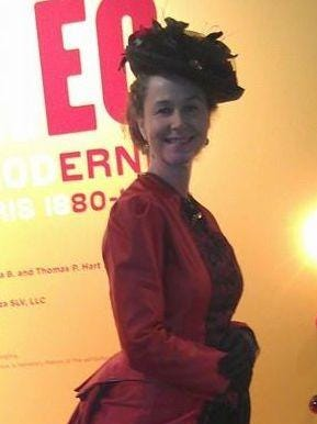 """Fashion historian Tina Hersey-Davis will demonstrate an """"undressing"""" to reveal what the Gibson Girls of the Victorian Era wore beneath their dresses at the Historical Society of Dayton Valley's general membership meeting Feb. 15 at the Dayton Valley Community Center."""