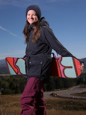 Kelly Clark is heading to her fourth Winter Olympics, having won gold in Salt Lake City in 2002 and bronze in Vancouver in 2010.