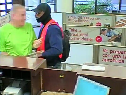 Chandler armed robber