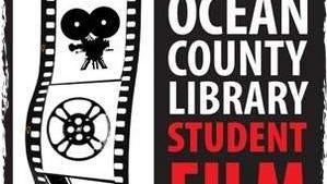 Ocean County Library Film Fest Logo.