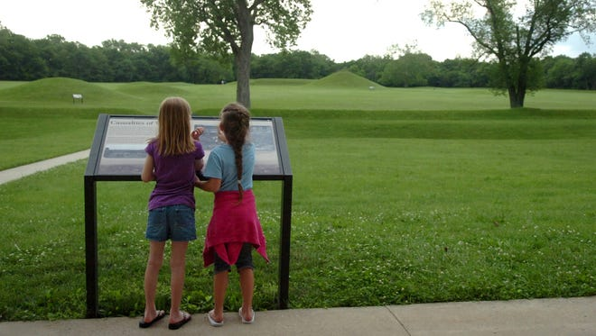 Hopewell Culture National Historical Park reported a 17.9 percent increase in visitors in 2015.