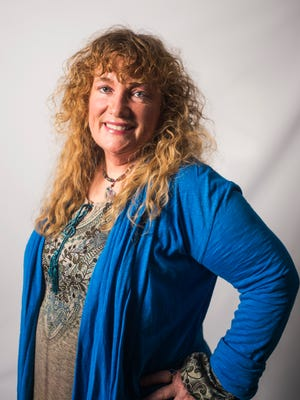 Trisha Bowden, of Hanover, who owns Mysterium Music, a local record label, produced an album that has been nominated for a Grammy.