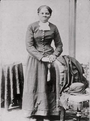 File/Library of Congress via APThis photograph of Harriet Tubman dates from around 1860-75. FILE - This photograph released by the Library of Congress shows Harriet Tubman in a photograph dating from around 1860-75. (Library of Congress via AP, File)