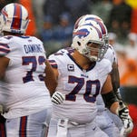 Elder grad Eric Wood's work ethic paved his way to the NFL and a Buffalo Bills captain