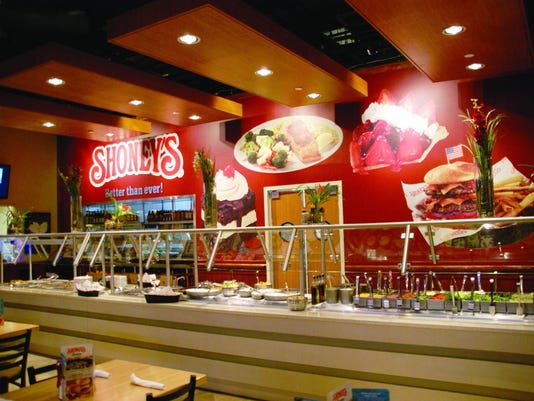 Shoney's - Sugarloaf Mills - buffet