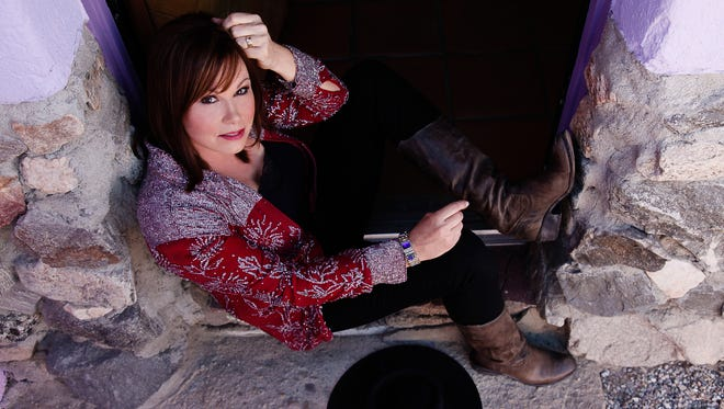 Suzy Bogguss interprets the work of country legend Merle Haggard on her most recent disc 'Lucky'