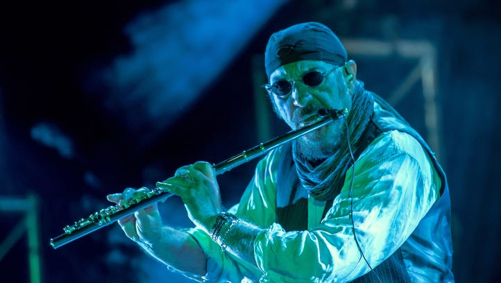 Ian Anderson is playing the Asbury Park Press Stage