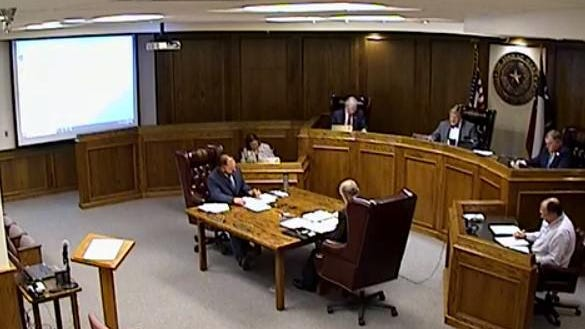 Lubbock County Commissioners approved the FY 2020-21 budget.