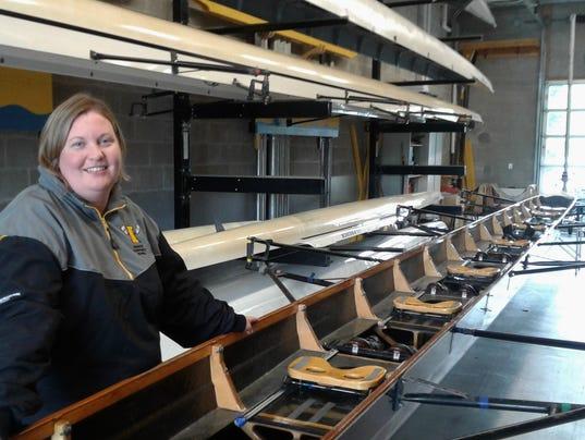 Hakes-rowing