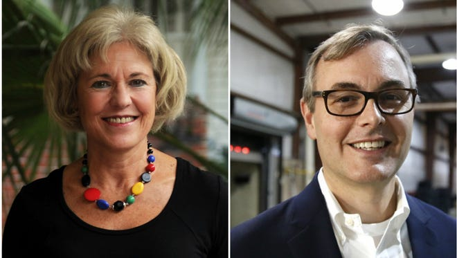 Emily Fritz and Rick Minor are running for Leon County Commission District 3.