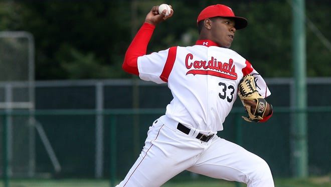 Perci Garner was called up by the Indians on Wednesday after six years in the minor leagues.