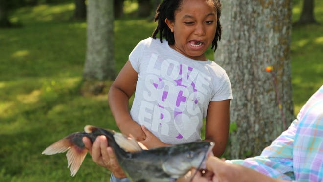 Free Fishing Day across the state is Saturday.