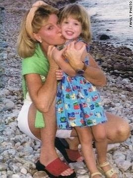 Ruth and daughter Julianna McCourt who died on one of the planes that crashed into the World Trade Center on Sept. 11, 2001.