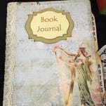 Book journals such as this one are handmade.