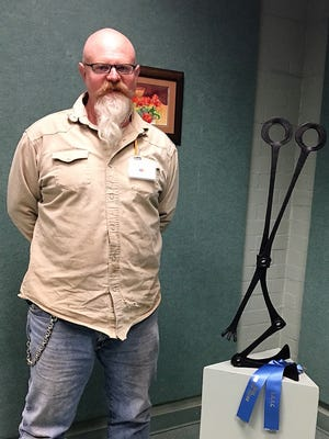 Kevin Stanford is the 2017 San Angelo Art Club Artist of the Year.