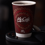 Buy 1, give 1 coffee to active military, veterans
