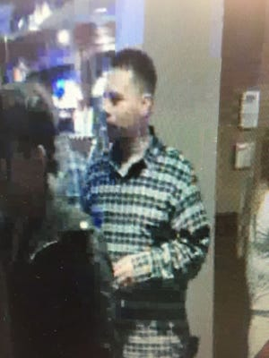 Salinas police are looking for this suspect.