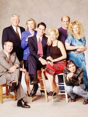 """Joel Murray played the role of Pete Cavanaugh on """"Dharma & Greg"""" from 1997 to 2002."""