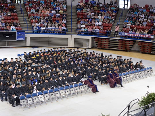 Louisiana Tech celebrated the graduation of 290 at its summer commencement c.JPG