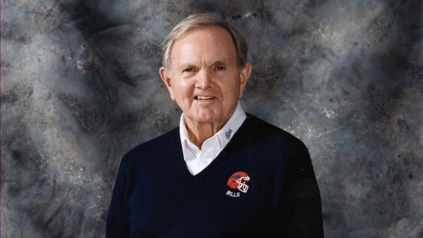 Ralph Wilson Jr., the late founder and owner of the