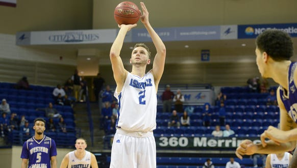 UNC Asheville men's basketball will host multiple camps