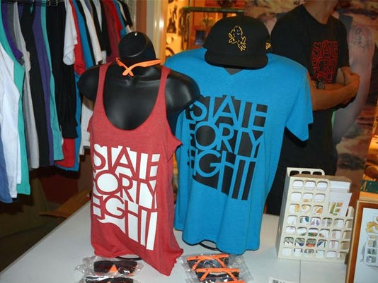 State Forty-Eight apparel