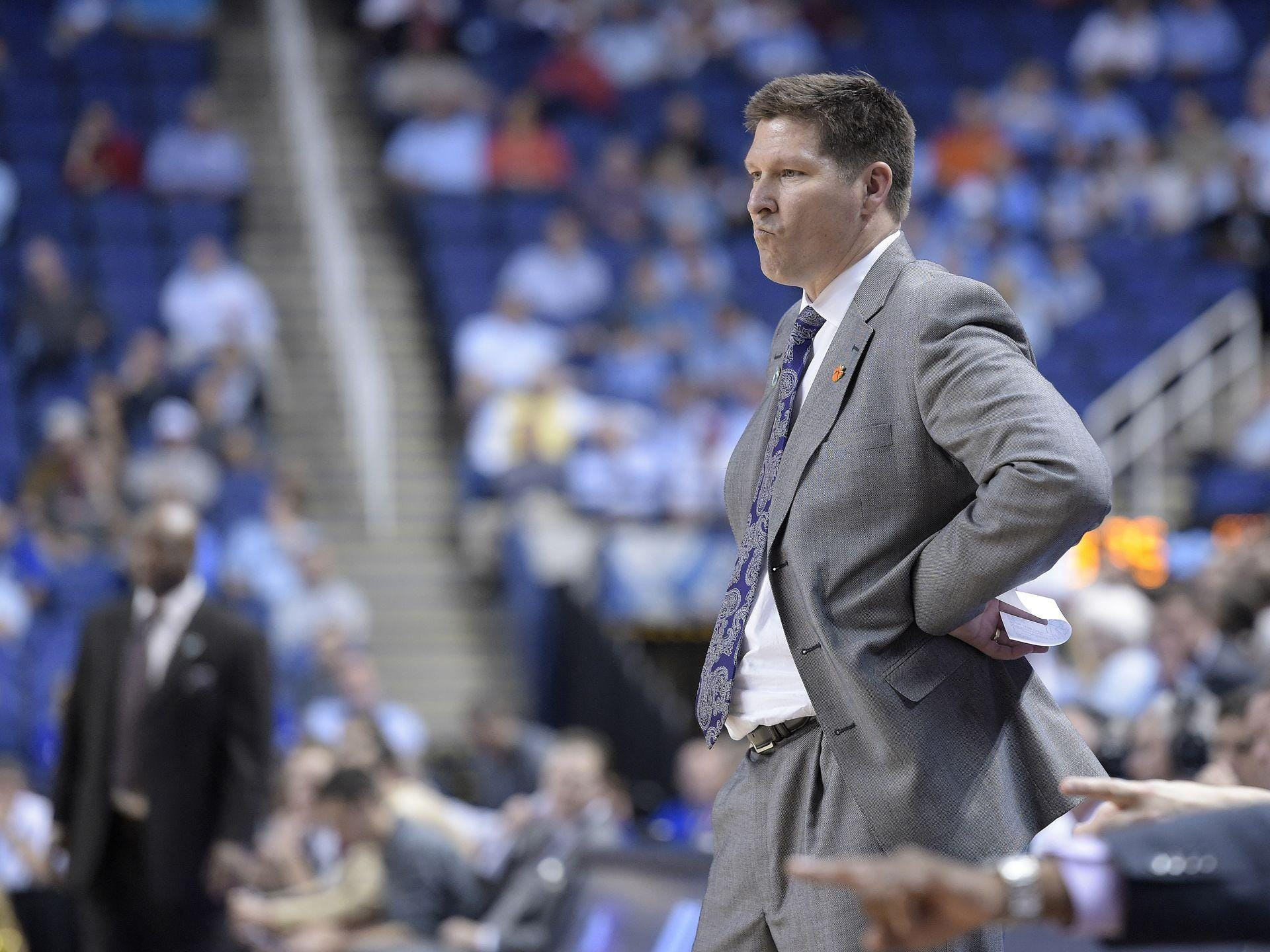 Coach Brad Brownell's team will open the season against 25-game winner N.C. Central on Nov. 13.