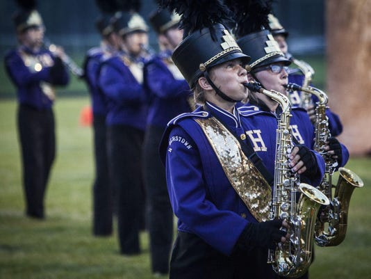 Hagerstown band photo