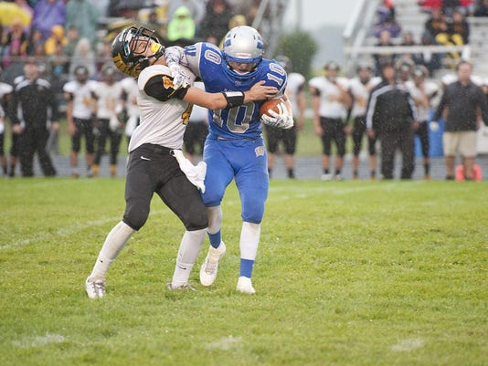 Wynford Smacks Eagles