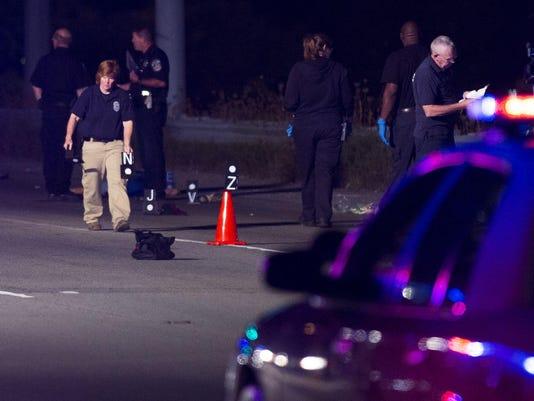 Fatal Crash-Indianapolis Officer
