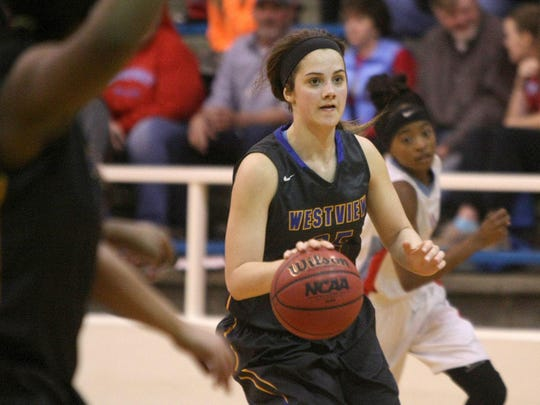 Westview's Lydia Pritchett has been to the Class AA