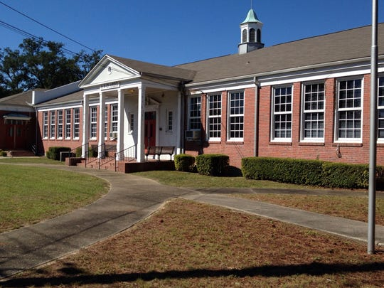 The A.V. Clubbs Middle School, located between 11th and 12th avenues and Cervantes and Strong streets, is under contract to be torn down and a Publix built on site.