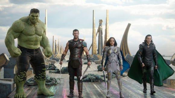 """Thor: Ragnarok"" is part of Netflix's summer programming."
