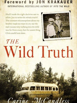'The Wild Truth' by Carine McCandless