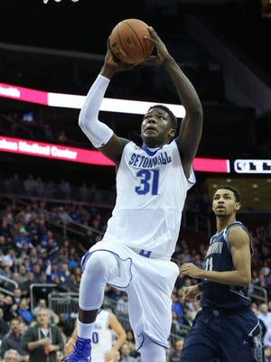 Angel Delgado was a force for the second straight game.