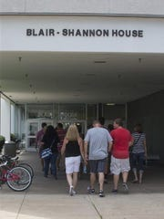 Enrollment on the Springfield campus has grown in 18