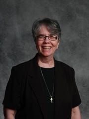 Sister Ann Louise Arno, a native of Elton served as a teacher in elementary schools staffed by the Marianites throughout Louisiana and as assistant principal and principal of St. Peter's School in Gueydan. Sister Ann Louise ministered as a missionary in Dominica, West Indies, and held the position of registrar at Our Lady of Holy Cross College (University of Holy Cross) for 11 years.  Sister is presently the director of C'est la Vie Independent Living Apartments in Opelousas.