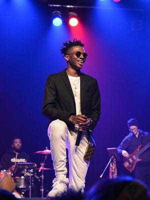 IshDARR co-headlines the Pabst Milwaukee Brewery Grand Opening Street Festival Saturday.
