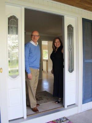 David Barnes and Cathy Bianchi of Nothnagle Realtors