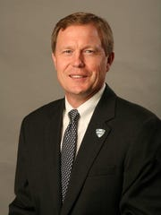 Jon Steinbrecher, commissioner of the Mid-American Conference