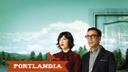 Filmed in Oregon: Portlandia